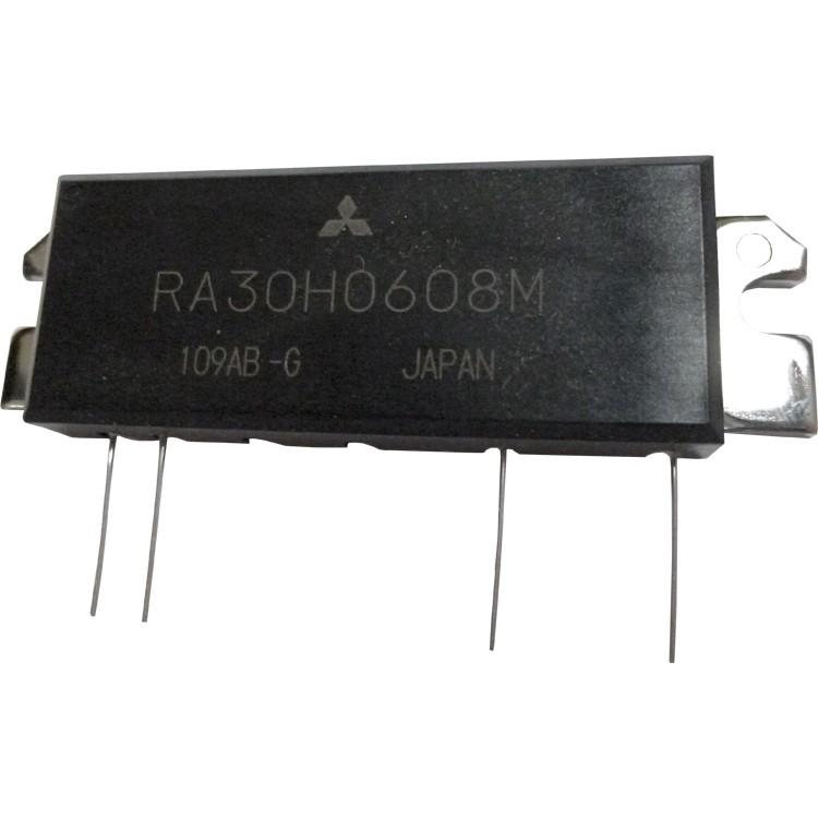 RA30H0608M  RF Module, 68-88 MHz, 30 Watt, 12.5v