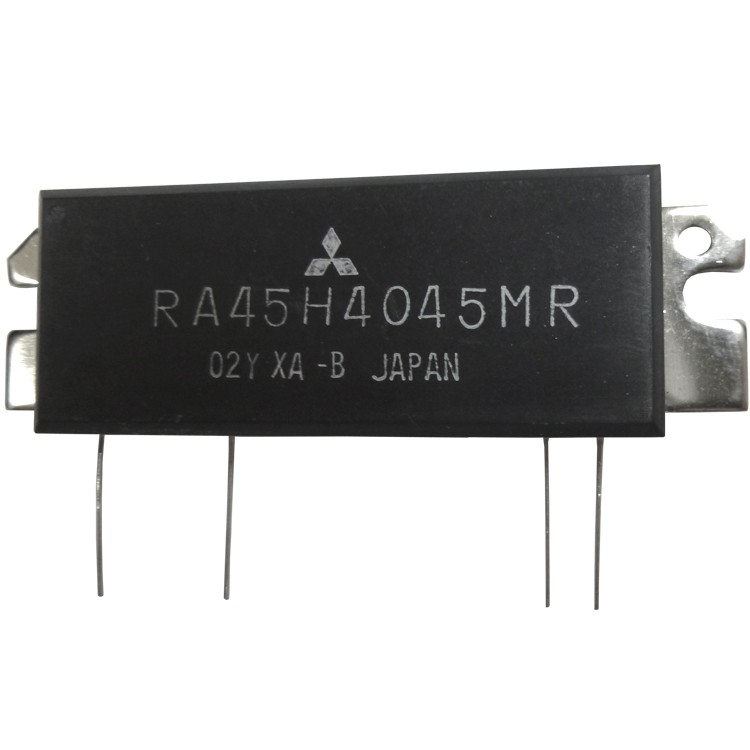 RA45H4045MR  RF Module, 400-450 MHz, 45 Watt, 12.5v,  Reverse Pin Out