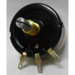 1-204404  Potentiometer, 50 ohm, 15 watt