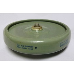 1500-15 Doorknob, 1500pf 15kv, Radio Komponent