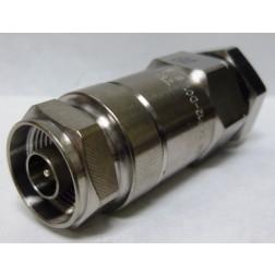 15560751 Type-N Male Connector, NM-SCF12-D01, SCF12-50 Cable, Cablewave