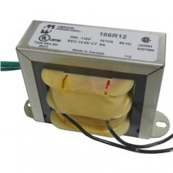 166R12 - Transformer 12.6vct at 8a