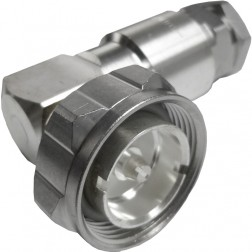 16716-50-9-5 - 7/16 DIN Male Right Angle Heliax Connector