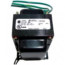 167U6 Transformer 6.3vct at 16a