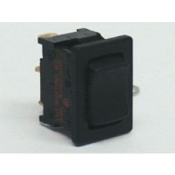 1808  Rocker Switch, SPDT, ON - OFF - ON,  6a 125-250vac