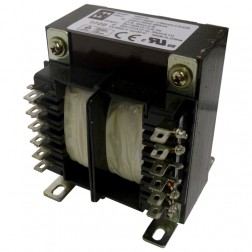 185G16 Transformer ,Dual pri: 115/230 vac, Dual sec: 16vac@11a/8vac@22a