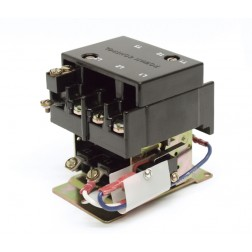 2160B430JA  Relay w/microswitch, 3 phase. 24-28vdc coil