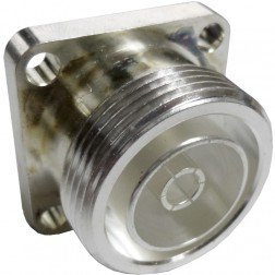 23716-50-0-21 7/16 DIN Female Chasis Connector
