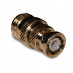 242101 Adapter, BNC Male to Type-N female
