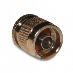 242113 SMA Between Series Adapter, SMA Female to Type-N Male, APL/CON