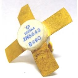 2N5643-SSM Transistor,  SSM