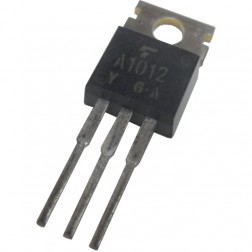 2SA1012 Transistor, Toshiba