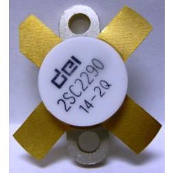 2SC2290TMQ-DEI Transistor, Matched Quad, DEI