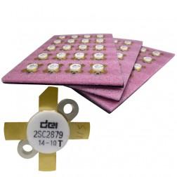 2SC2879T-DEI Transistor, SILICON NPN TRANSISTOR, TESTED SINGLES, DEI