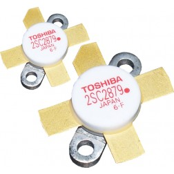 2SC2879AMP - Matched Pair of &quot;Red Dot&quot; RoHS compliant Toshiba Transistors