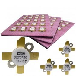 2SC2879TMQ-DEI Transistor, Matched Quad