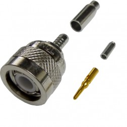 31-2315 - TNC Male Crimp Connector, APL/RF