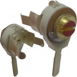 3810-10 Capacitor, ceramic trimmer, 1.0-10 pf