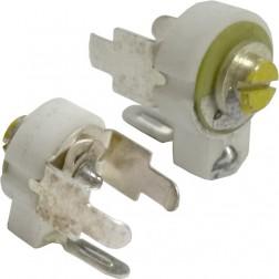 3810-34 Capacitor, ceramic trimmer, 4.0-34 pf