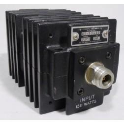 40-30-43  Fixed Attenuator, 150 Watt, 30dB, Weinschel (Clean Used)