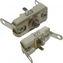 422 Trimmer Capacitor, compression mica, 7-40 pf