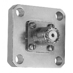 4240-346 Mini-UHF Female QC connector