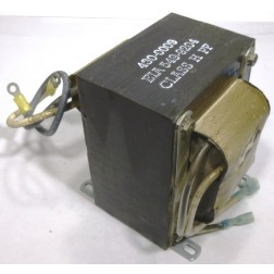 4300009 Power Transformer, 120/240vac, 7.5vac@120vac