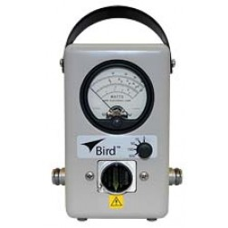 4304A BIRD Wattmeter, 5 Position, 25-1000 MHz, 5-500 Watt, Bird Electronics