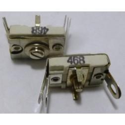 468 Trimmer Capacitor, compression mica, 175-680 pf