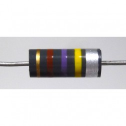 RFCM470-420 RF CHOKE, MOLDED, 470uh 420ma