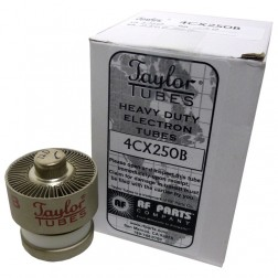 4CX250B-TAY Transmitting Tube,  Taylor1 yr. xmtg tube lim. warnty