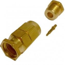 50-607-5507-319 - SMA Male Clamp Connector, SEAL