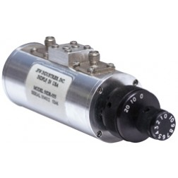 50DR-055 Dual Concentric Rotary Attenuator, 0-30dB / 1dB Steps,  JFW  (Clean Used Condtion)