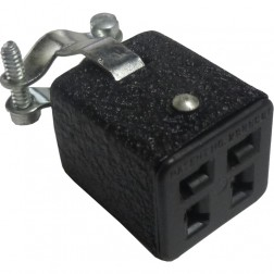 S304CCT 4 Pin Cinch Connector Socket (Jones)