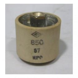 580057-5P Doorknob, 57pf 5kv Clean pullout