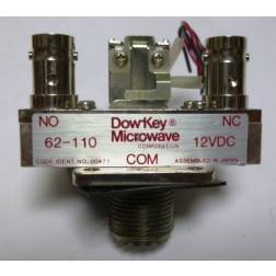 62-110 Coaxial relay, spdt 12v