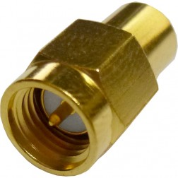 65SMA-50-0-1/111_N SMA Male Dummy load/Termination, 1w, DC-18 GHz, Suhner