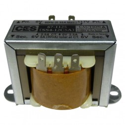 671125 - Transformer, 12.6vct - 2.5a