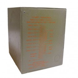 672-0428-00 Transformer, 2 Section, 6.2vac@5.3amp & 6.2vac@3amp, Chicago Transformer