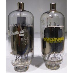 6JS6CMP-US  Transmitting Tube, Matched Pair, US Brands