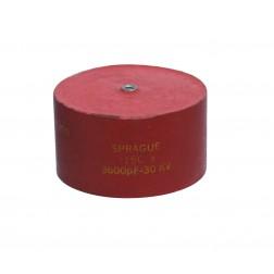 715C362Z30DK Capacitor, Doorknob, 3600pf, 30kv, Sprague
