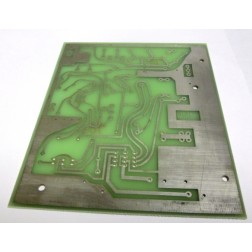 82-0300-03 Input PCB, Blank, DX300, Pride