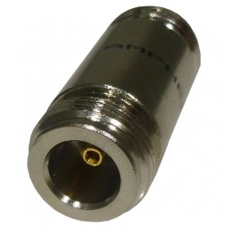 82-101-RFX  Type-N IN Series Adapter,Female to Female Barrel, UG29B/U (Commercial version), APL/CON