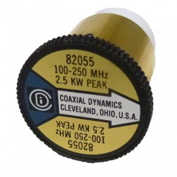 CD82055 C.D. element, 100-250 mhz 2500w