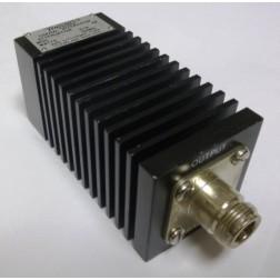 8340-100 Attenuator, Type-N,  25 Watt, 10dB, Bird (Clean Used)