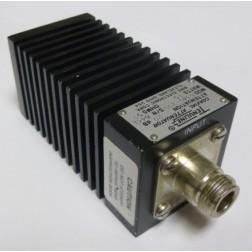 8340-200 Attenuator, Type-N,  25 Watt, 20dB, Bird (Clean Used)