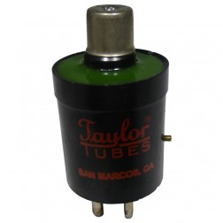 866AS-1 Tube, solid state rectifier, Large plate cap, Replaces 866a, 866ax