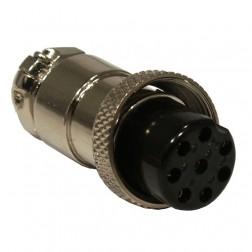 8PINMICPLUG 8 Pin Microphone Plug