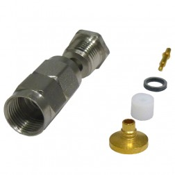 98291 SMA Male Clamp Connector, SEALECTRO