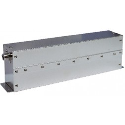 DF3000 Low pass filter, 4kw pep, 1 kw rms. 30 mhz